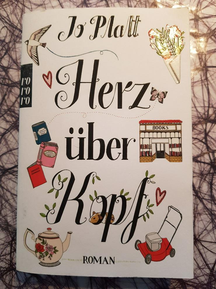 Jo Platt Herz über Kopf - Romane, Biografien, Sagen usw. - Bild 1