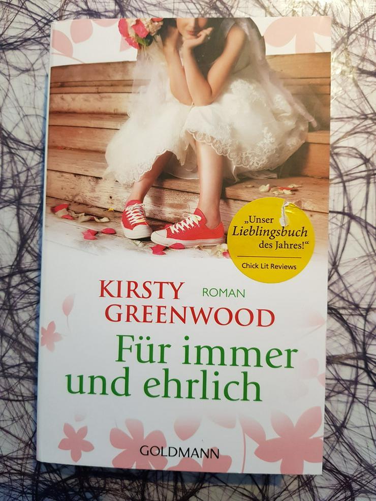 Kirsty Greenwood Für immer und ehrlich - Romane, Biografien, Sagen usw. - Bild 1