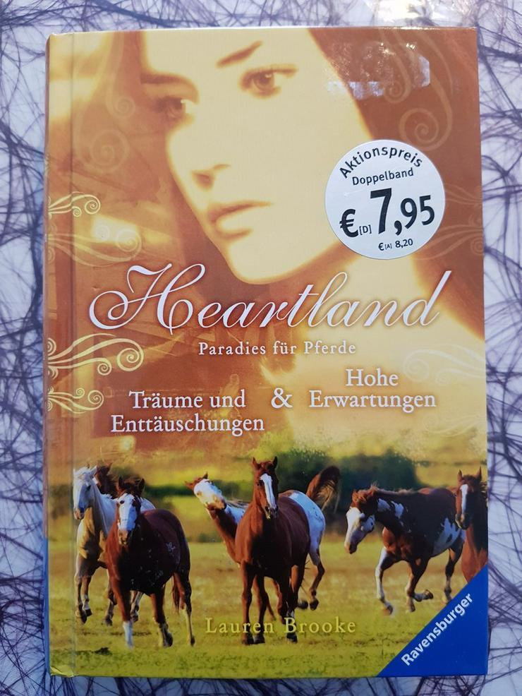 Heartland - Paradies für Pferde (Band 5, 6) - Romane, Biografien, Sagen usw. - Bild 1