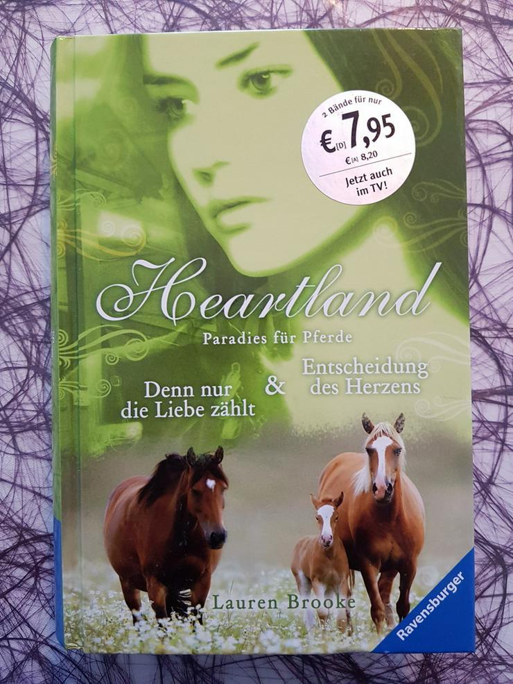 Heartland - Paradies für Pferde (Band 11, 12) - Romane, Biografien, Sagen usw. - Bild 1