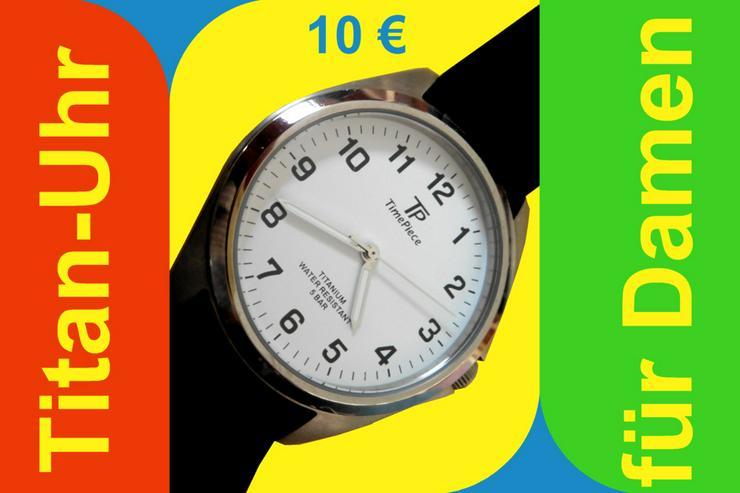 Bild 2: neuwertige Uhr (nicht nur) für Damen