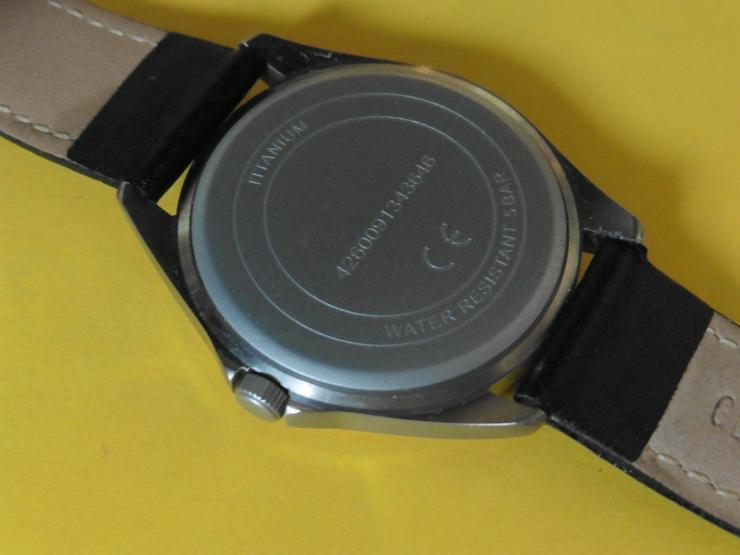 Bild 6: neuwertige Uhr (nicht nur) für Damen