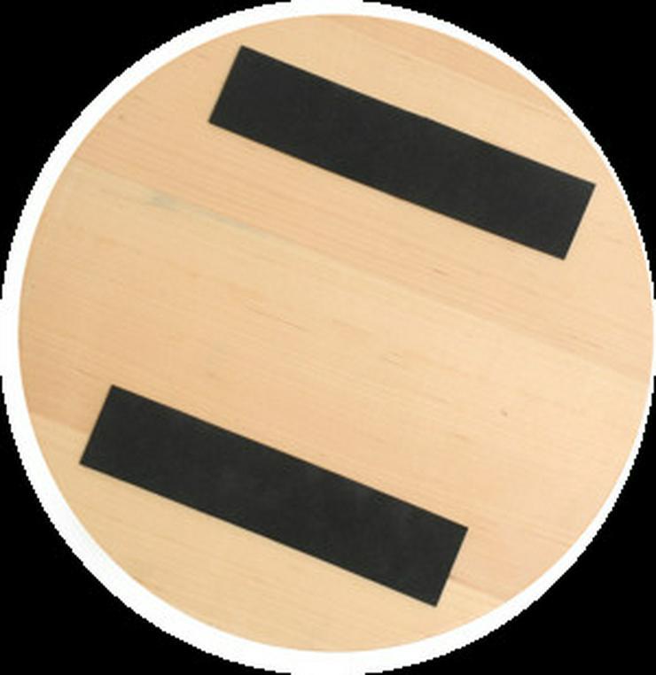 Bild 2: Rotationsscheibe (rotation disc)