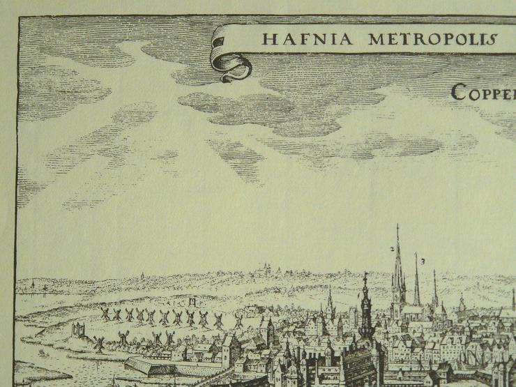 Bild 4: Kupferstich von Kopenhagen (B057)
