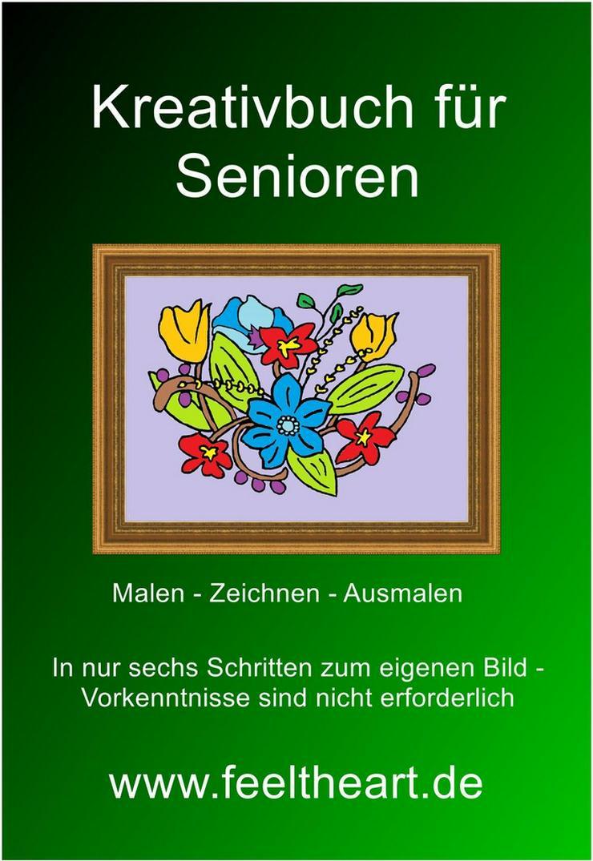 Kreativbuch für Senioren