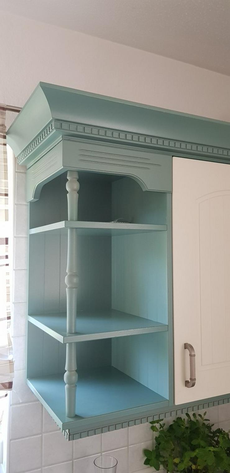 Bild 6: ALNO Küche im modernen Landhausstil/ Landhaus