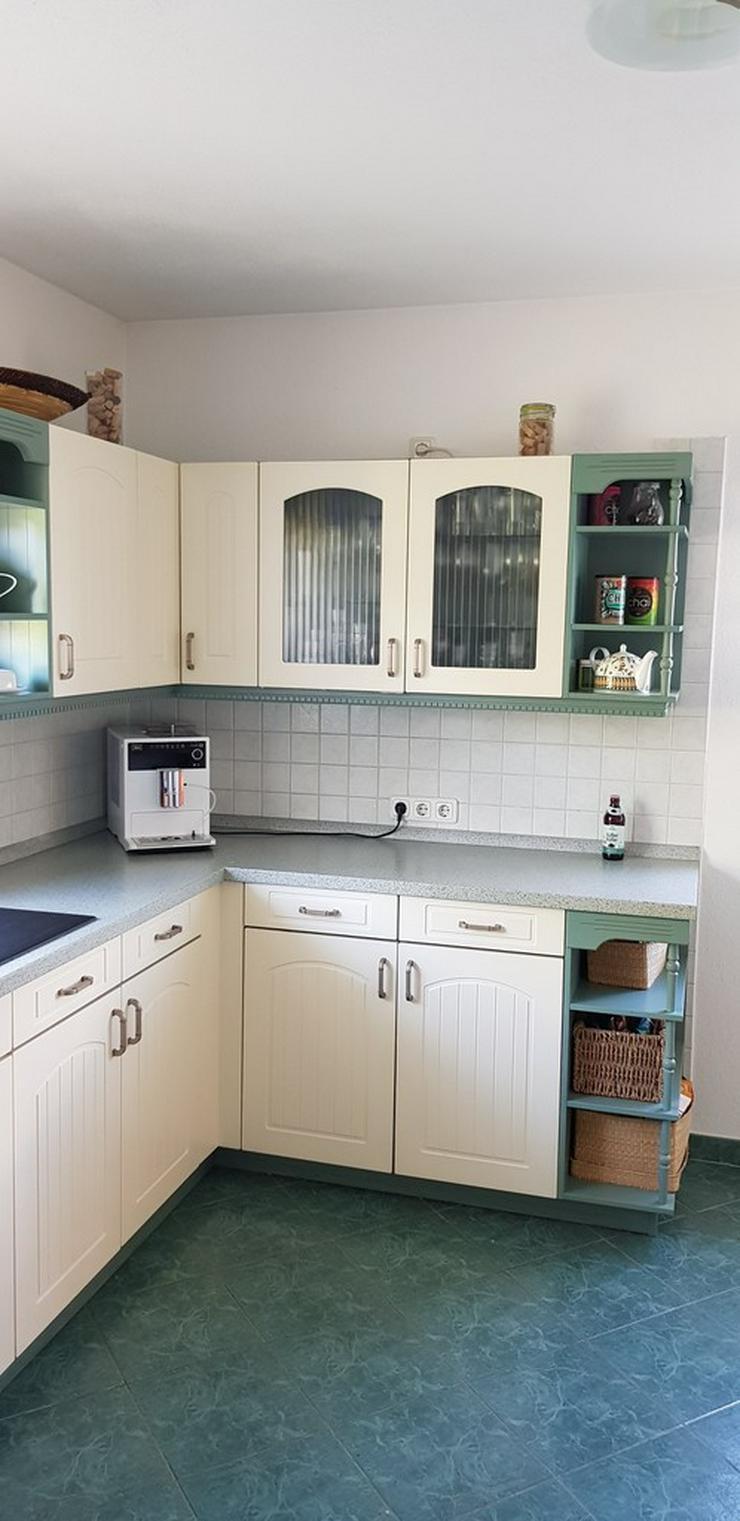 Bild 2: ALNO Küche im modernen Landhausstil/ Landhaus