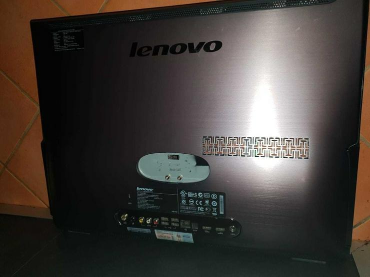 Bild 3: Lenovo IdeaCentre AllInOne TouchA700