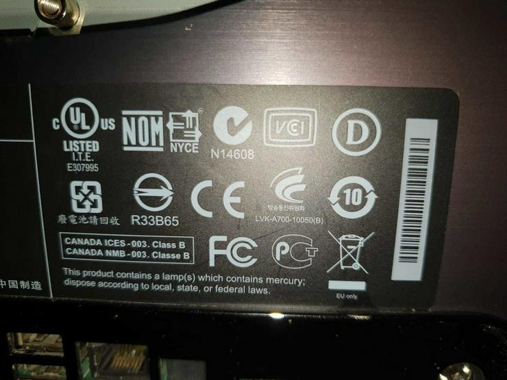 Bild 6: Lenovo IdeaCentre AllInOne TouchA700