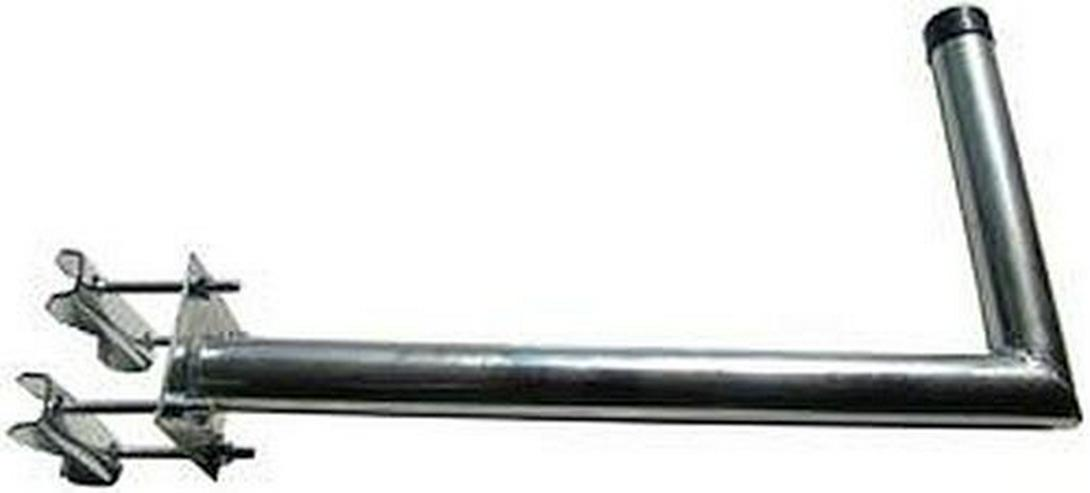 Balkonhalter Stahl 45cm. für Abholer 30110917