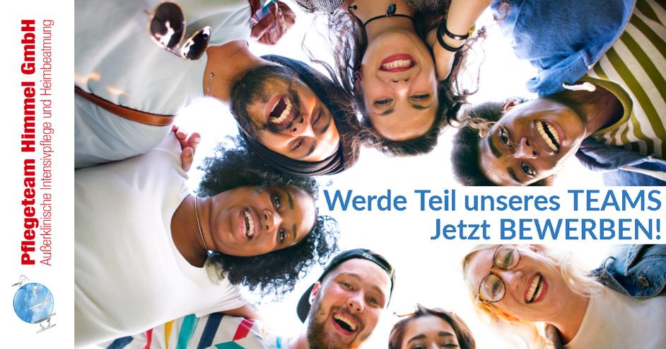 Exam. Pflegefachkräfte als Springer in HH, Intensivpflege, 1:1