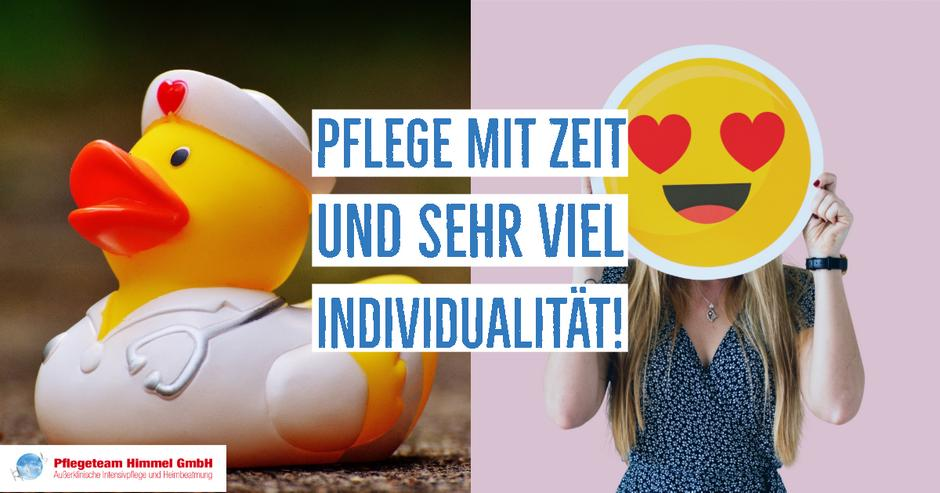 Gesundheits- u (Kinder-)Krankenpfleger*in, Altenpfleger*in, Ambulante Intensivpflege in Duvenstedt