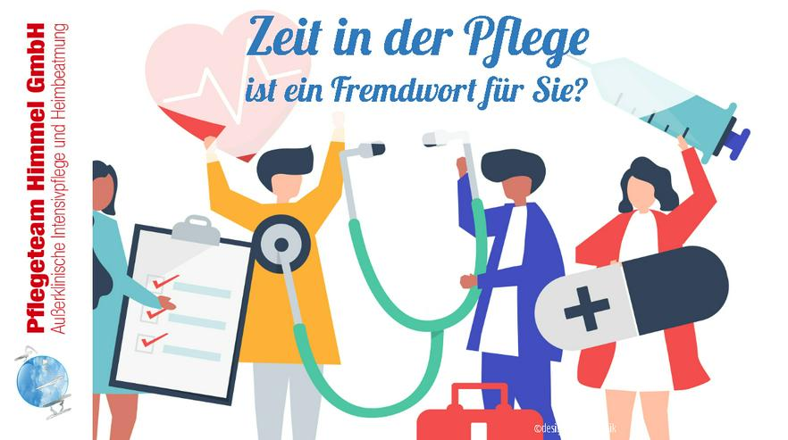 Gesundheits- u Krankenpfleger*in oder Altenpfleger*in, Ambulanten Intensivpflege,HH-Rissen