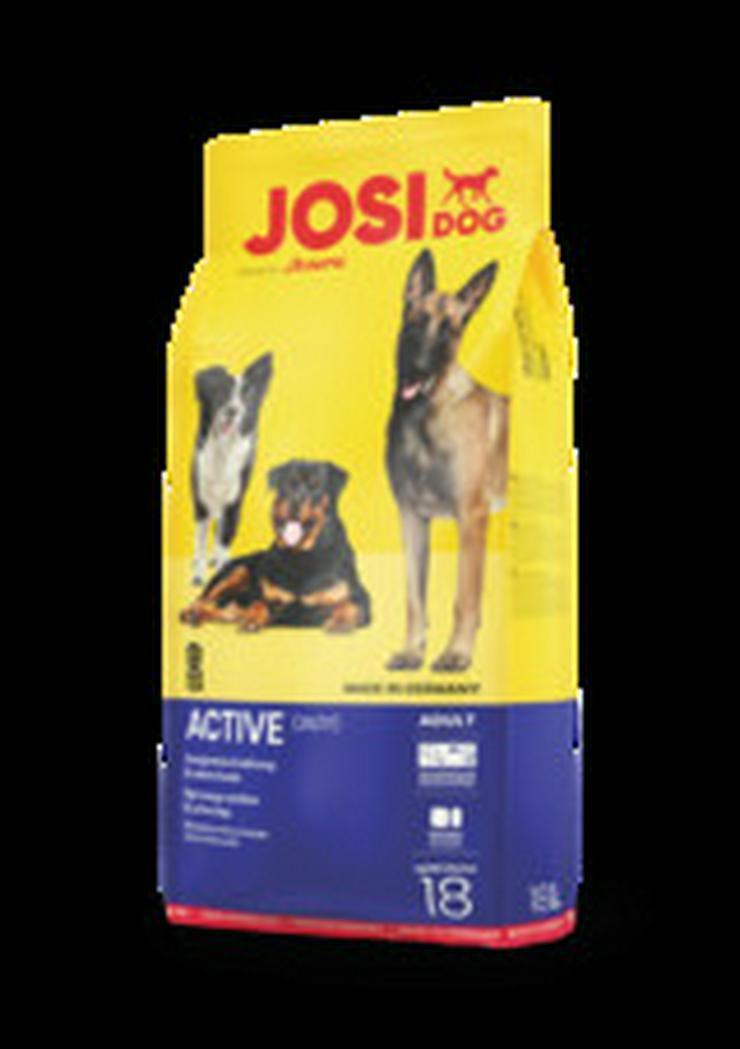 JosiDog Active  18 kg, 5 x 900 g oder 900 g - Futter & Näpfe - Bild 1