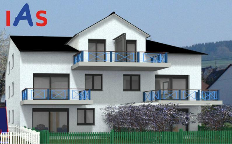 Schnell zugreifen! Nur noch eine moderne 3-Zimmer-DG-ETW mit Balkon und Aufzug zu verkaufe...