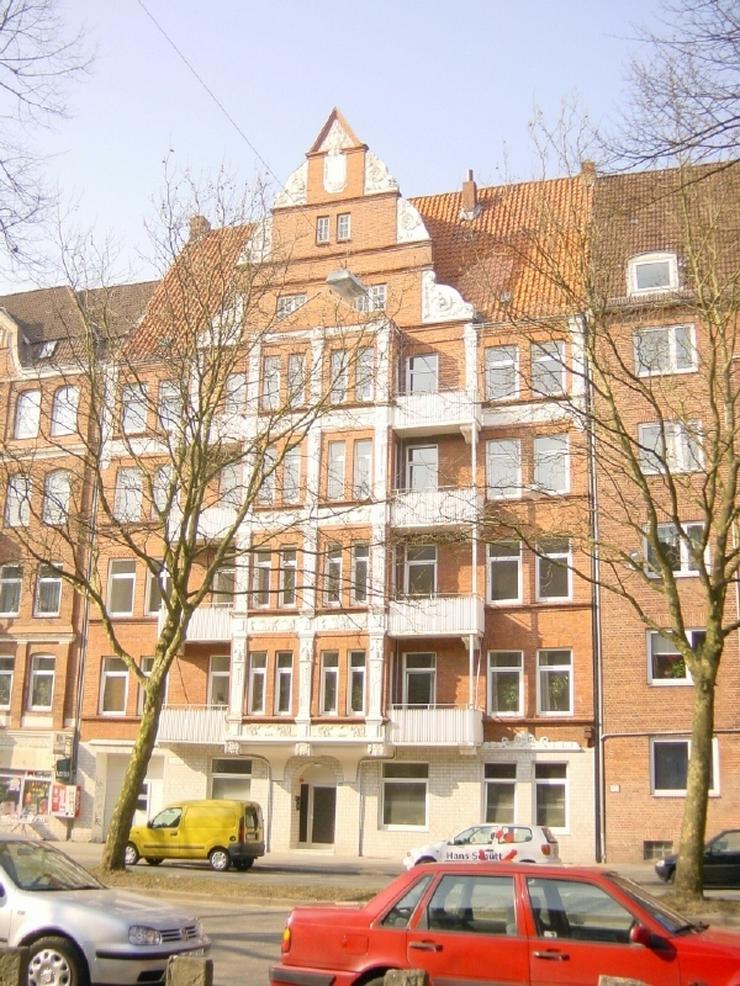 Top Zustand mit Balkon, Vollbad, Einbauküche und Dielen! Direkt am Städtischen Krankenha...