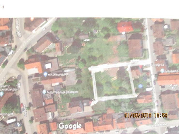 Bild 2: Bauplatz mit 1400 qm in Ötisheim