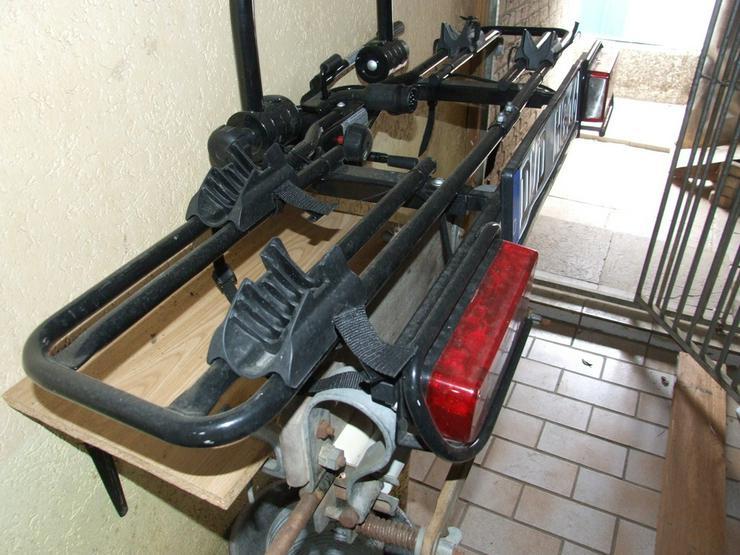Bild 4: Fahrradträger Multi.Cargo2-Family!