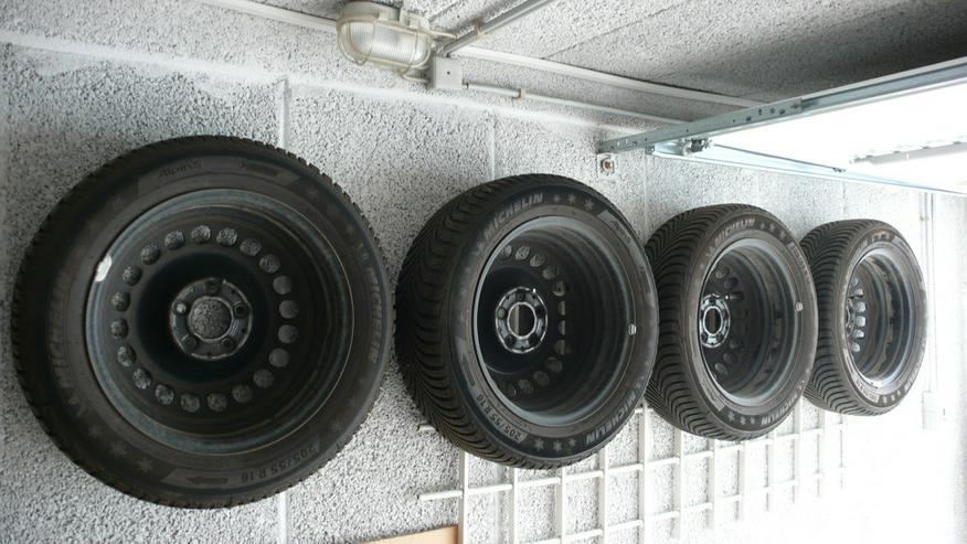 Winterreifen Mercedes B-Klasse