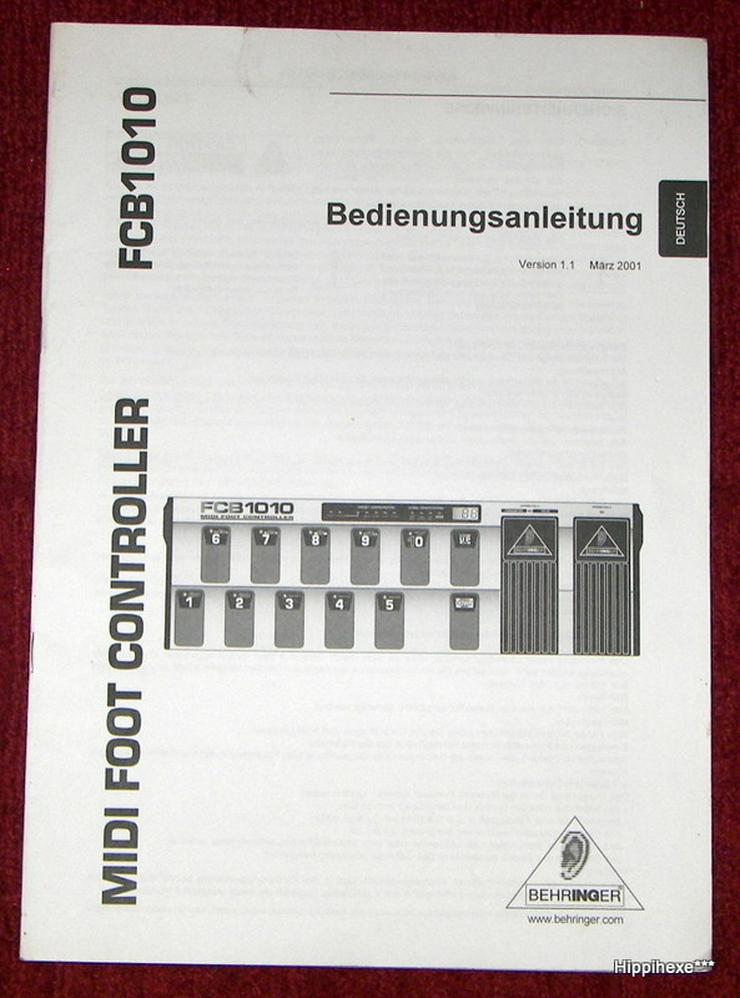 Bild 4: Biete verschiedene Bedienungsanleitungen / User`s Manual in deutsch und weiteren Sprachen