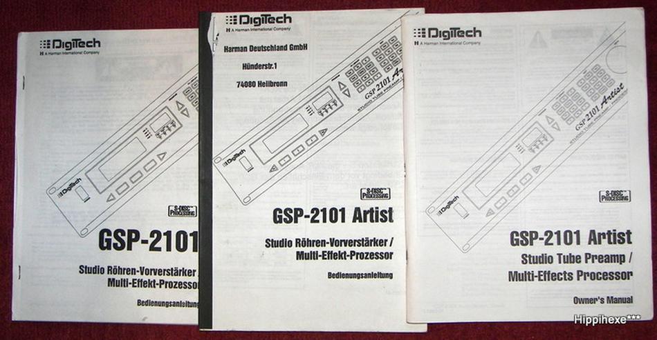 Bild 13: Biete verschiedene Bedienungsanleitungen / User`s Manual in deutsch und weiteren Sprachen