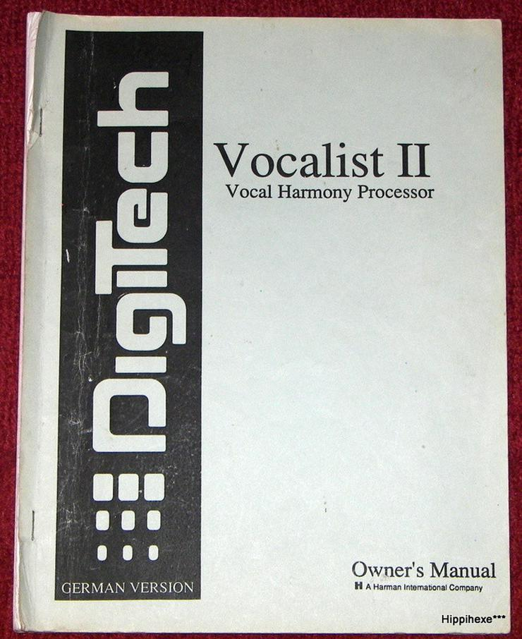 Bild 14: Biete verschiedene Bedienungsanleitungen / User`s Manual in deutsch und weiteren Sprachen