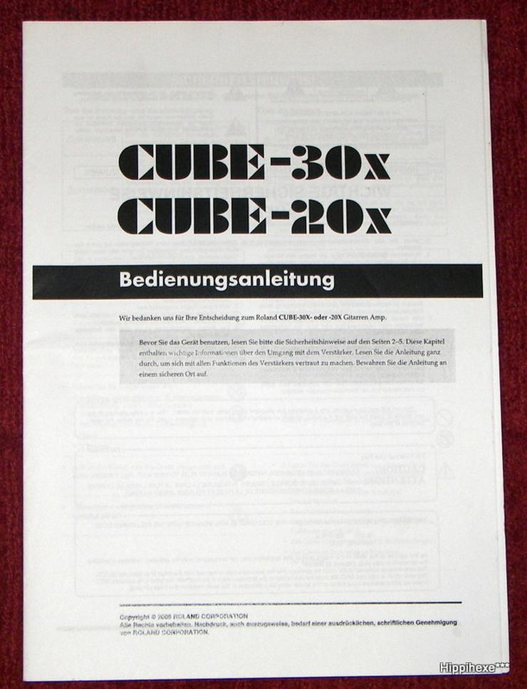Bild 11: Biete verschiedene Bedienungsanleitungen / User`s Manual in deutsch und weiteren Sprachen