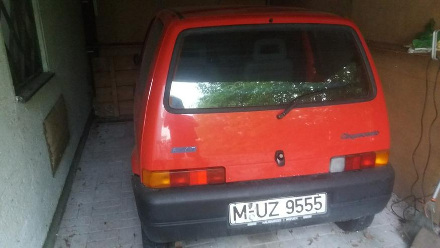 Fiat Cinquecento Typ 170