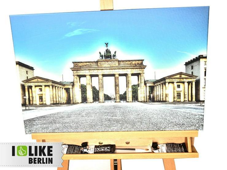 Wandbild I-like-Berlin Brandenburger Tor