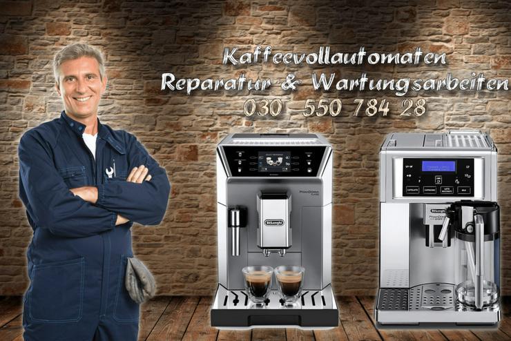 Delonghi Kaffeemaschinenservice