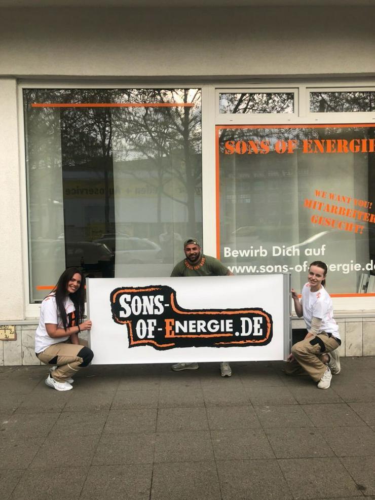 Nachwuchskräfte in Frankfurt gesucht!