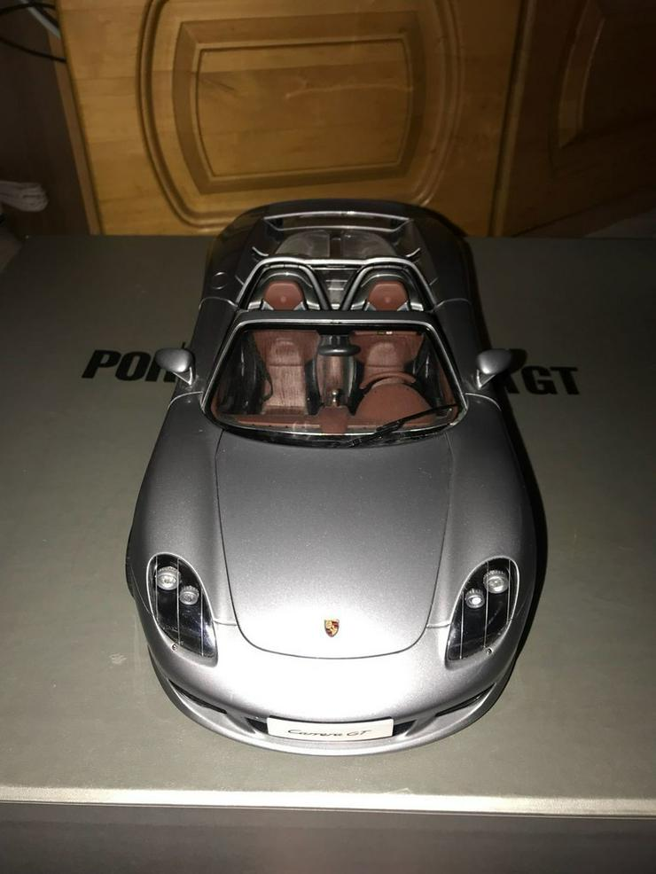 Bild 4: TAMIYA 1:12 Porsche Carrera GT