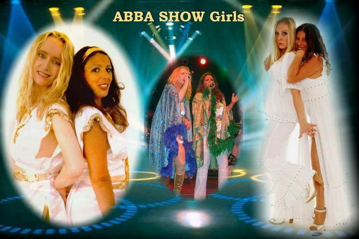 ABBA SHOW mit den ABBA Cover Girls! GESCHENK!