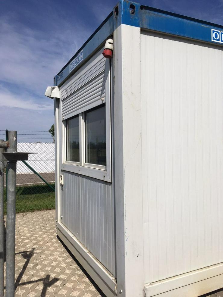 OECON Bürocontainer Container Büro