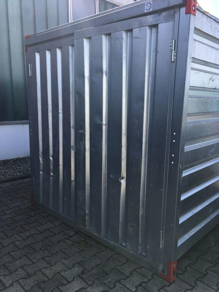 Bild 4: Materialcontainer Werkzeugcontainer Container