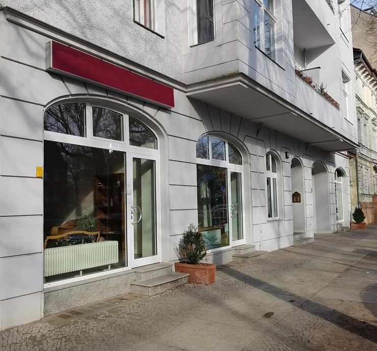 Friseursalon voll eingerichtet - auch Café, Bäckerei und vieles mehr vorstellbar