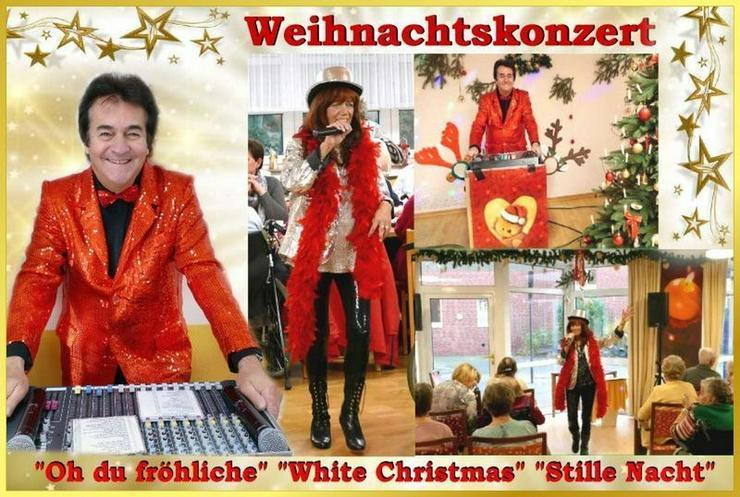 Bild 2: Gesangs-Duo für Weihnachtsfeier! O du fröhlic