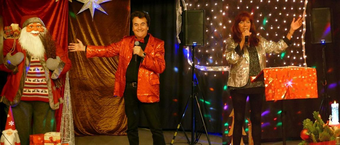 Bild 3: Gesangs-Duo für Weihnachtsfeier! O du fröhlic