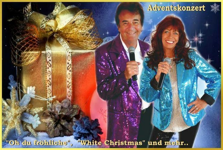 Bild 4: Gesangs-Duo für Weihnachtsfeier! O du fröhlic