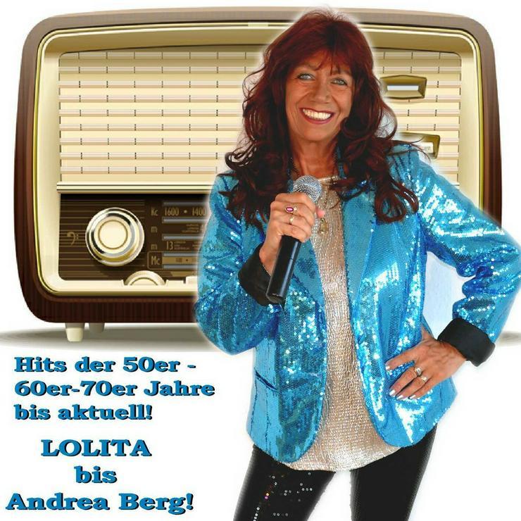 Schlager+Oldies! Sängerin zur Ü50 Party!