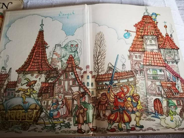 Bild 6: Bechstein Märchen und Sagen
