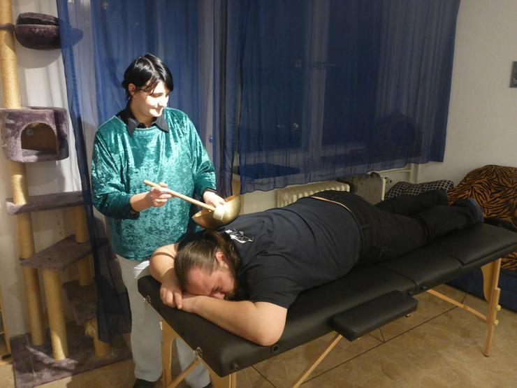 Wellness-Klangmassage