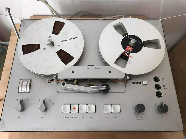 Braun Tonbandgerät TG550