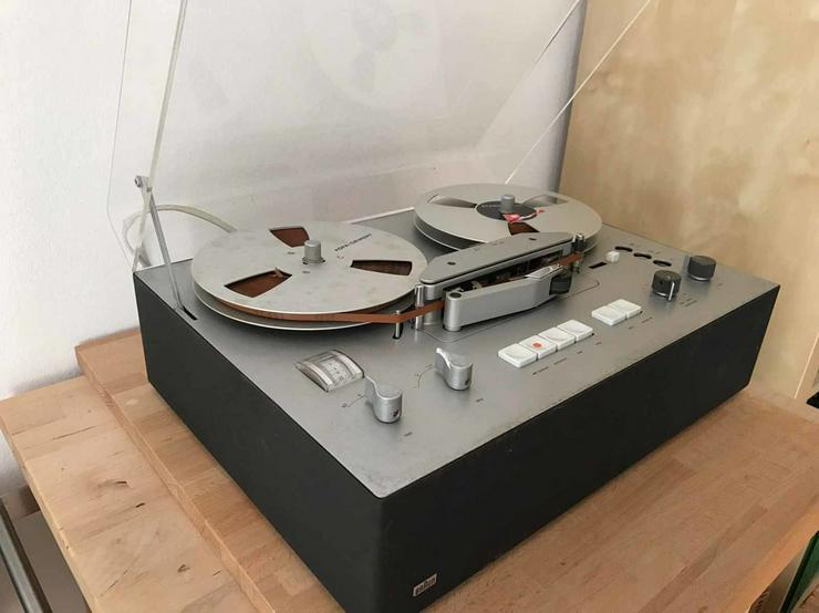 Bild 3: Braun Tonbandgerät TG550