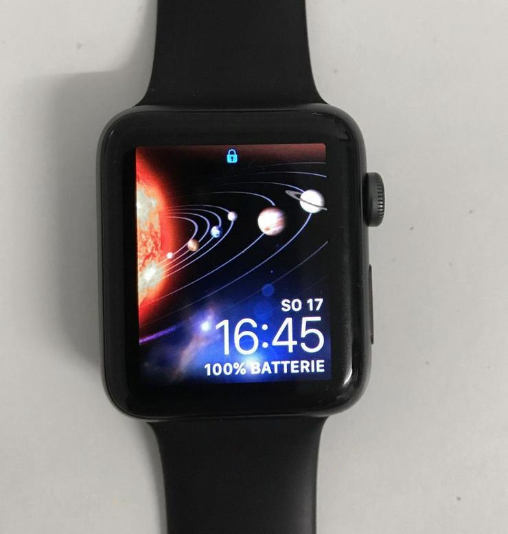 Bild 2: Apple Watch Series 3
