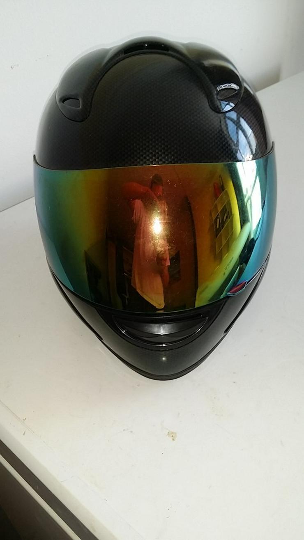 Bild 2: Carbon Fiber Helm - Unbenutzt