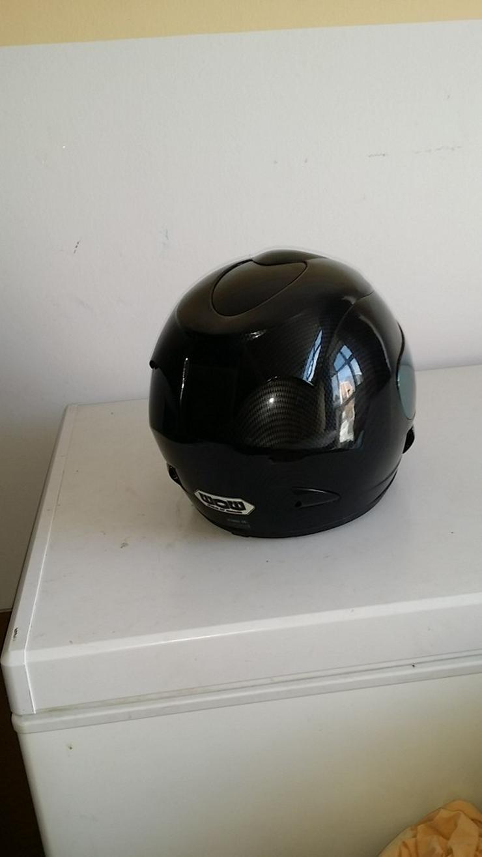 Bild 3: Carbon Fiber Helm - Unbenutzt
