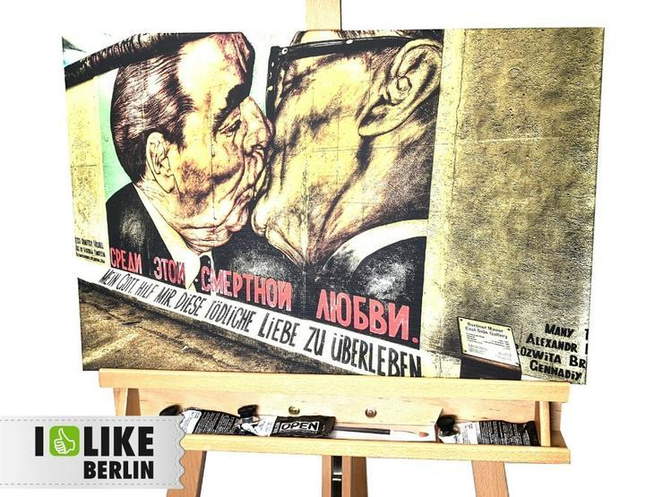 Wandbild I-like-Berlin Eastside Gallery
