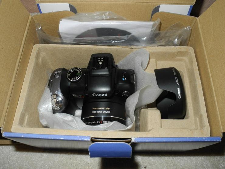 Biete Canon Power Shot SX 10-ISzum Tausch an