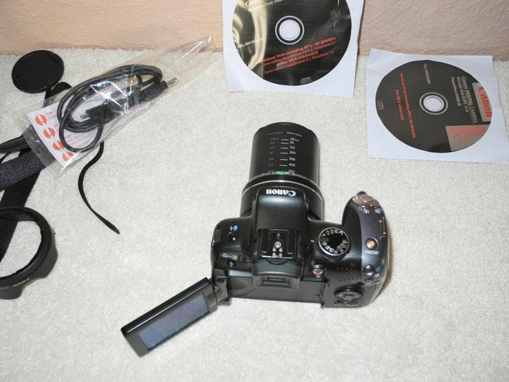 Bild 4: Biete Canon Power Shot SX 10-ISzum Tausch an